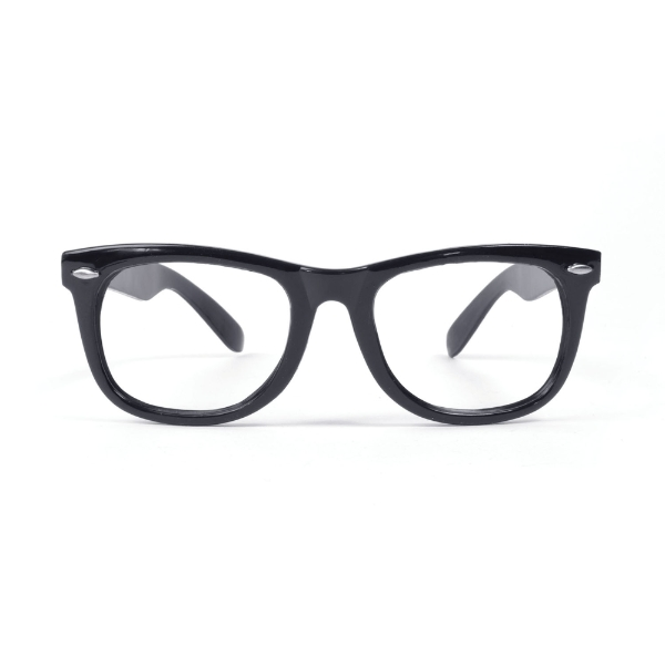 discount sale speical offer new release Black Frame Geek Glasses (No Lens) - £2.99 - Luvyababes